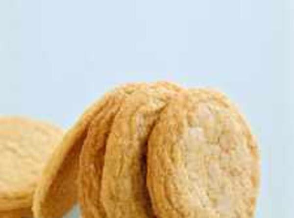 Old Fashion Sugar Cookies Recipe