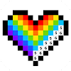 Color by Number - Draw Sandbox Pixel Art
