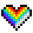 Color by Number - Draw Sandbox Pixel Art icon