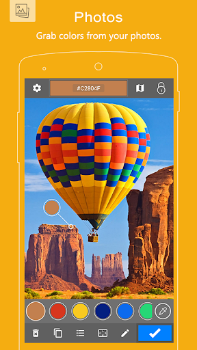 Color Grab (color detection) 3.6.1 screenshots 2