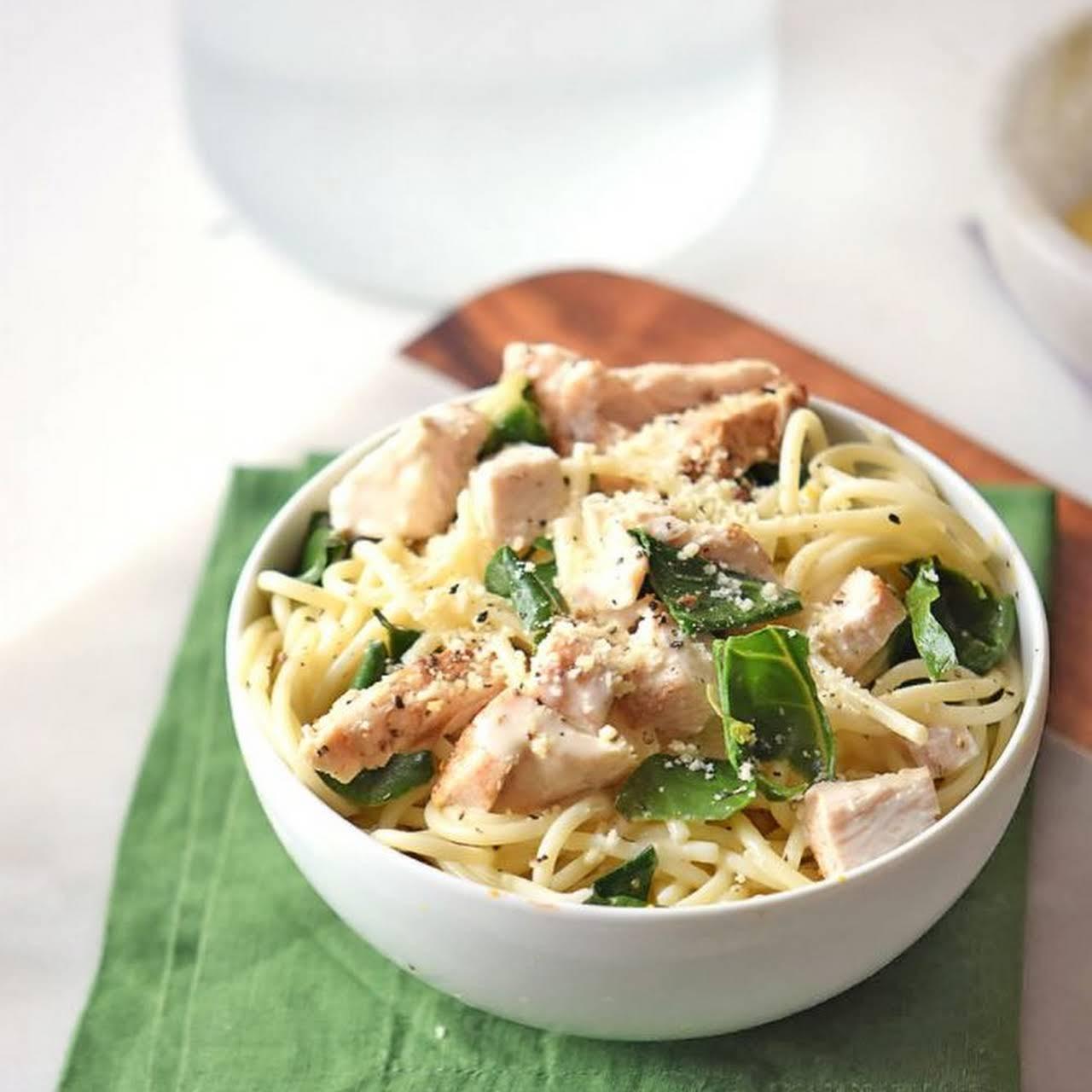 Crock-Pot®Slow Cooker Chicken Florentine