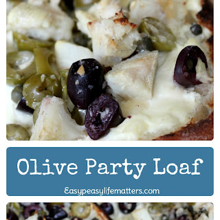 Party Appetizers Olives Recipes