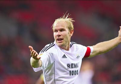 A Rosenborg, on sait fêter une victoire