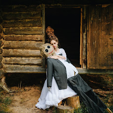 Wedding photographer Dima Zverev (Benevolente). Photo of 17.04.2017