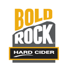 Logo of Bold Rock Peach Cider