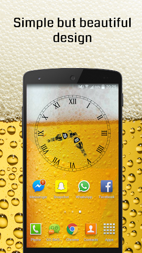 Beer Clock HD