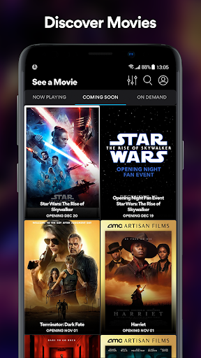 AMC Theatres: Movies & More 6.21.26 screenshots 1