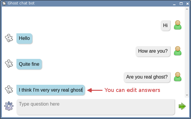 ghost chat
