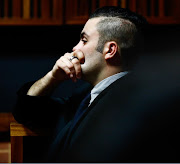 Collan Rex, former assistant water polo coach at Parktown Boys' High, during a previous court appearance.
