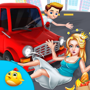 Princess Car Accident Case for PC and MAC