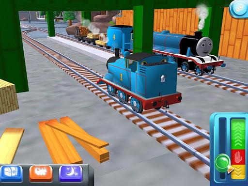 Thomas et ses amis : Les Rails magiques  captures d'écran 2