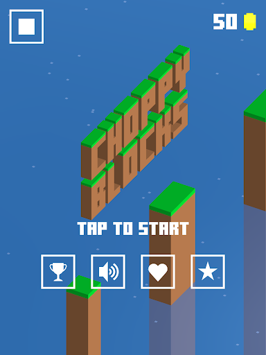 Choppy Blocks - screenshot
