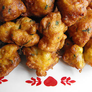Cod Fritters.