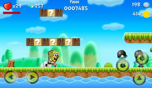 Super Sponge's World Adventure - náhled