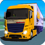 Crazy cargo truck drive: Monster driving simulator Icon