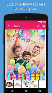 Download Birthday Photo Frames and Collage Maker For PC Windows and Mac apk screenshot 3