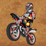 Bike Stunt Icon