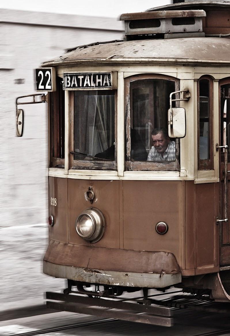 L'autista del Tram di Patrix