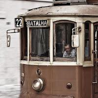 L'autista del Tram di