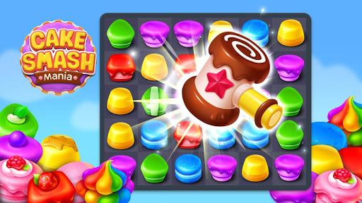 Cake Smash Mania - Swap and Match 3 Puzzle Game apkmr screenshots 6