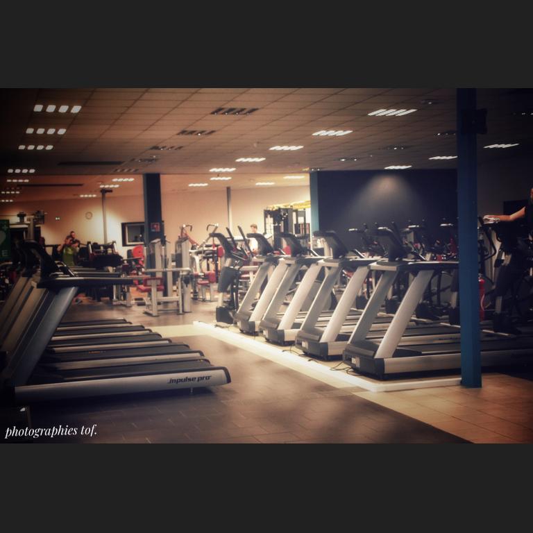 Neofit Lens Salle De Gym A Lens