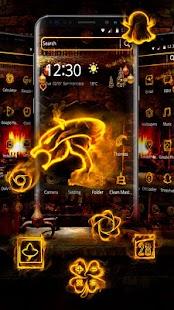 Fireplace Theme - náhled
