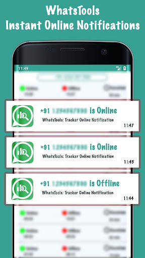Download WhatsTools: Tracker Whats Online , Booster, Sender