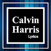 Lyrics Calvin Harris