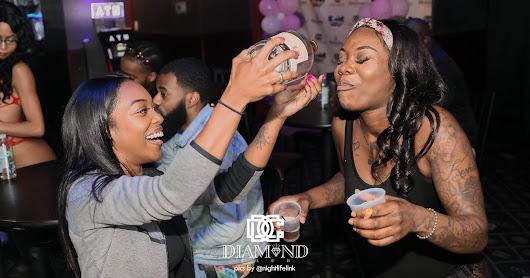 Tuesday December 3, 2019-Atlanta, GA-Diamond Club