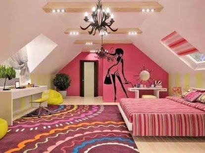 Attic Decoration Ideas - náhled