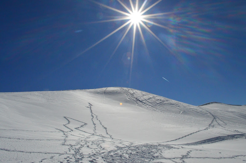 Frozen snow di Beinka