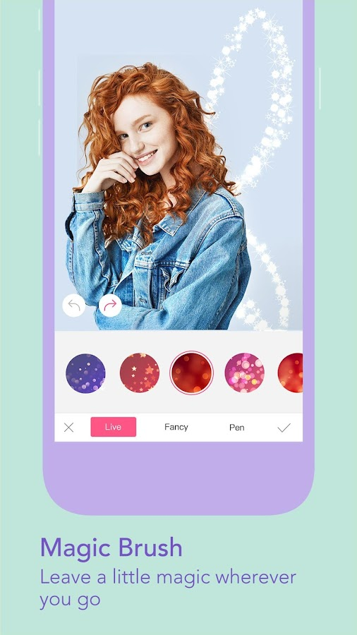 BeautyPlus - Beste Selfie Editor: screenshot