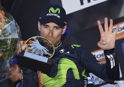 "Valverde na recordzege: ""Ik had echt fantastische benen"""