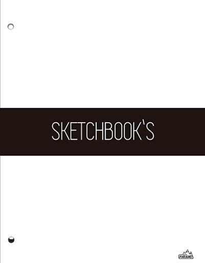 hojas sketchbook paramo 80 und