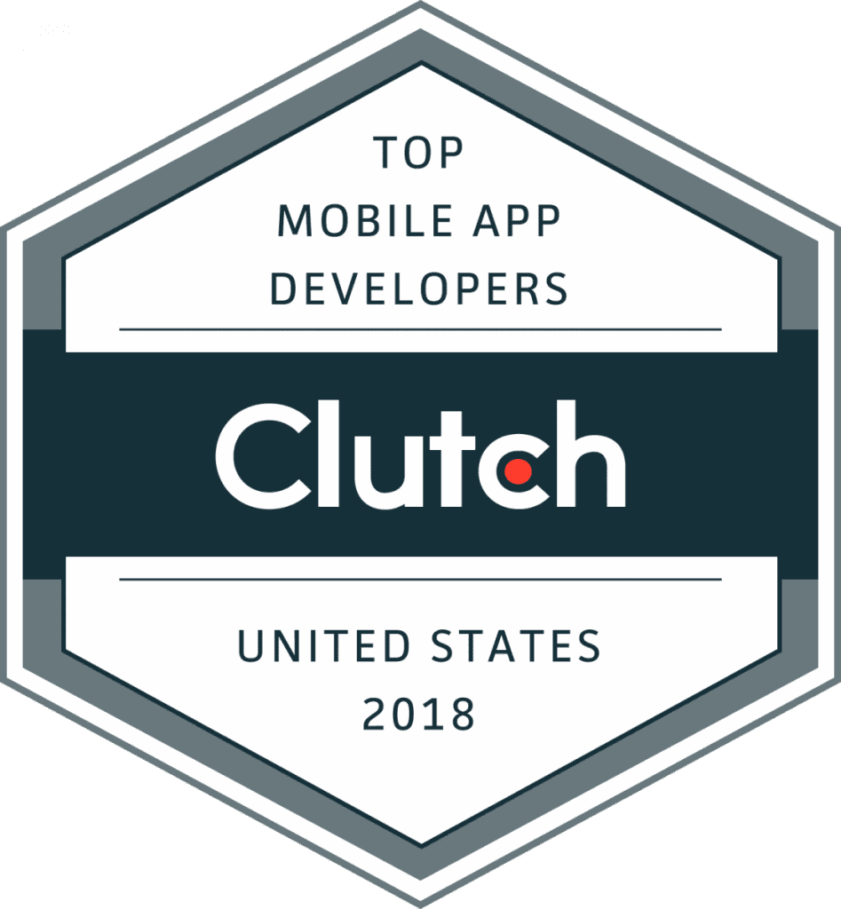 Clutch top mobile app developers 2018 - python development company