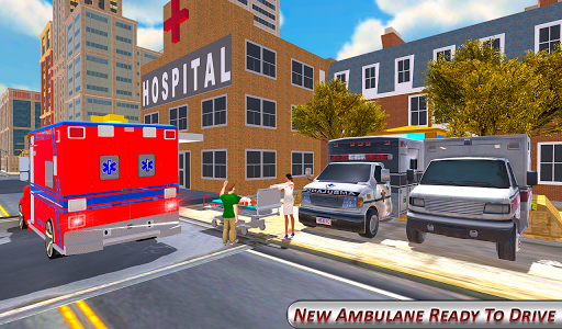 Ambulance Rescue Games 2020 1.5 screenshots 8