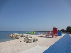 Photo: Nova plaža na hidrobazi