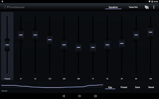 Poweramp Music Player (Trial) 2.0.10-build-588-play screenshots 10