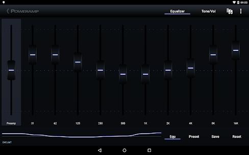 Poweramp Music Player RC Build 797 Play Apk 10