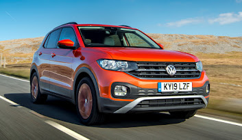 T-Cross, VW's first small SUV