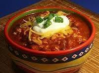 Not For The Meek Spicy Turkey Chili Recipe