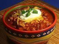 Not For The Meek Spicy Turkey Chili