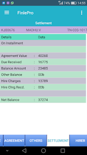 FinlePro App for NBFC & Hire Purchase Firms screenshot