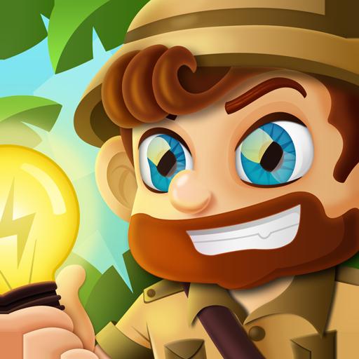 Logic Safari-Brain Puzzle Game