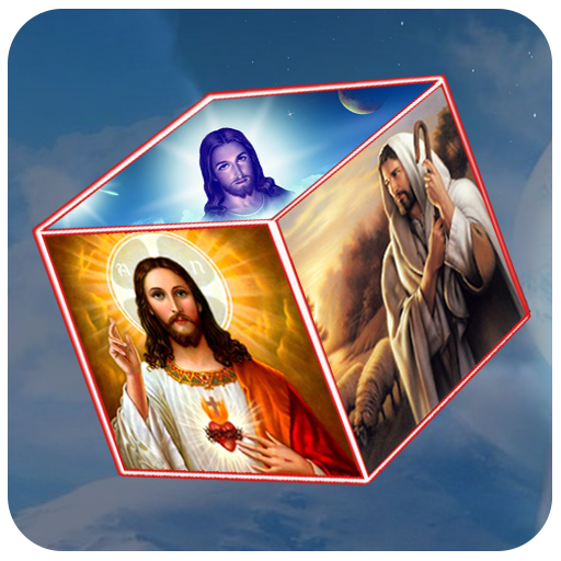Jesus 3d Cube Live Wallpaper Apps On Google Play