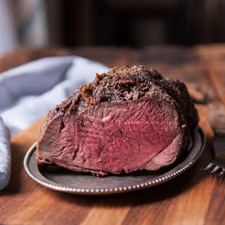 Foolproof Recipe for How to Cook a Beef Rib Eye Roast.