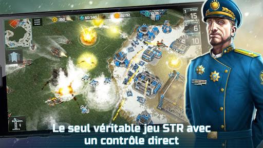 Tu00e9lu00e9charger Gratuit Art of War 3:PvP RTS Jeu Stratu00e9gique en Temps Ru00e9el APK MOD (Astuce) screenshots 2