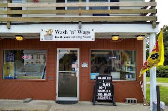 Photo: Wash N' Wags Dog Grooming and Do It Yourself Dog Wash Salisbury, MA in Salisbury, MA proudly displaying their BBB Accreditation