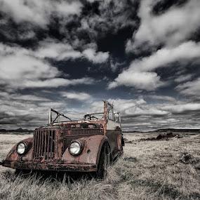 The Eyes by Bragi Ingibergsson - Transportation Automobiles