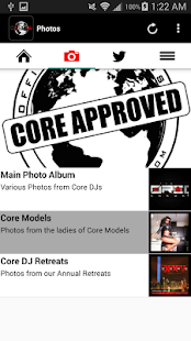 Core DJs- screenshot thumbnail